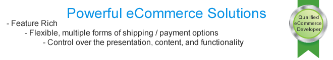 Innova Concepts provides consultations to help you bring your eCommerce platform on track.